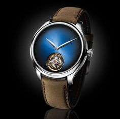 The latest H. Moser & Cie. Endeavour Tourbillon concept watch deletes all adornments and launches with a minimalist look. Thoughts?  via ROBB REPORT MAGAZINE OFFICIAL INSTAGRAM - Luxury  Lifestyle  Style  Travel  Tech  Gadgets  Jewelry  Cars  Aviation  Entertainment  Boating  Yachts