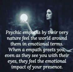 Psychic Empath, Intuitive Empath, Empath Quiz, Empath Abilities, Psychic Abilities, Sensitive People, Highly Sensitive, Spiritual Symbols, Spiritual Awakening