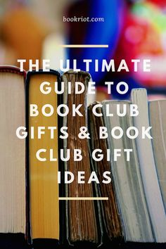 Need to find the perfect book club gifts for the group you share favorite reads with? This guide will help give you great book club gift ideas. Book Of Life, The Book, Book Club Books, Book Clubs, Book Sleeve, Gifts For Bookworms, Book Suggestions, Book Lovers Gifts, Book Girl