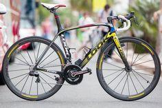 Tour de France bike: Cofidis's Look 695 Aerolight
