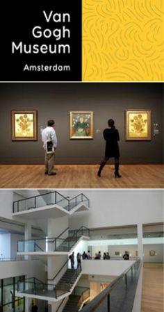 Van Gogh Museum, Amsterdam. Must return to go here