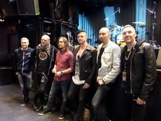Poets of the Fall Amsterdam 03-06-2015