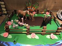 Pferde Geburtstagstorte