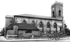 The Parish Church c1955, Stony Stratford