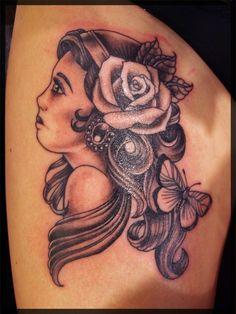 gypsy tattoos - Bing Images