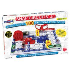 Snap Circuits Jr (100 Projects)