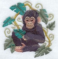 Machine Embroidery Designs at Embroidery Library! - African Animals