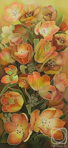Соколова Надежда. Тюльпаны 2