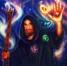 Resultado de imagen de Runic magic