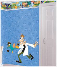 Phineas and Ferb - It's possible that I'M more into Phineas and Ferb than my kiddo is...