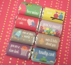 mini candy bar covers