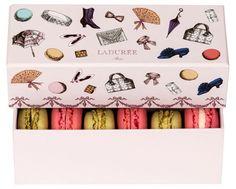 Laduree limited edition box   Ladurée 2013 Limited Edition: Petit Accessories