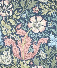 Title:コンプトン Compton Artist/Maker:ウィリアム・モリス William Morris(designer)、Morris & Co. (publisher)、 Jeffrey (manufacturer)