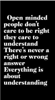 This is so true... it's about understanding and being understood, that easy explain and listen...