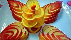 Meyve Dekorasyonu - Sofranızı süslenir yaratıcı meyve tabağı