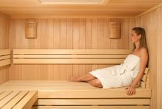 8 Amazing and Important Health Benefits of Sauna & Steam Bath ! Saunas, Sauna Health Benefits, Uni, Infrared Sauna Benefits, Tiny Steps, Sauna Design, Steam Bath, Wooden House, For Your Health