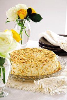 Mousse de coco - Rosbife Fácil -  Salada com figos