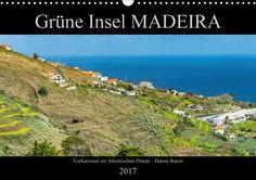 Grüne Insel MADEIRA - CALVENDO Funchal, Mountains, Nature, Photography, Travel, Outdoor, A4, Products, Amazon