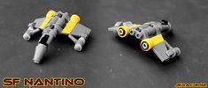 Palmfighter Nantino | by Jerac