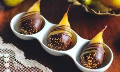 Pyszna gruszka wpolewie deserowej Dr.Oetkera Cupcake, Honey, Food, Cupcakes, Essen, Cupcake Cakes, Meals, Yemek, Cup Cakes