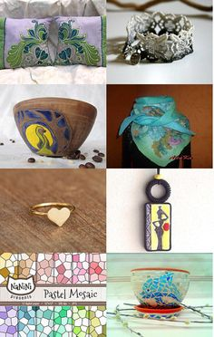 Spring Time by Debbie Ann on Etsy--Pinned with TreasuryPin.com Love To Shop, Spring Time, Mosaic, Etsy Seller, Ann, Shops, Invitations, Handmade, Tents