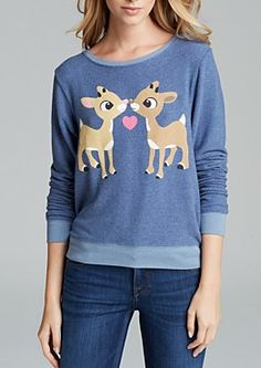 Reindeer kisses! I NEED! Been obsessed with this movie since I was little # rudolphandclarice