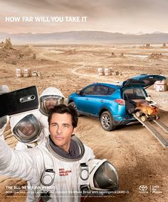 Toyota: How far, 2   Ads of the World™