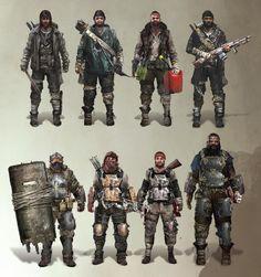Post Apocalyptic Costume, Post Apocalyptic Art, Apocalypse World, Apocalypse Art, Character Concept, Character Art, Concept Art, Apocalypse Survivor, Apocalypse Character