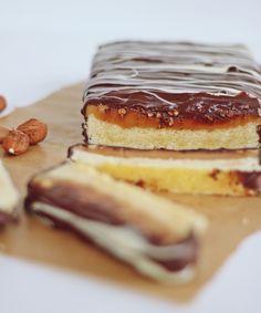 Lješnjak čokoladice sa karamelom