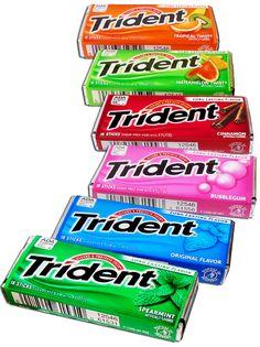 Friday Freebie! Score a Free Pack of Trident Gum! - http://www.rakinginthesavings.com/friday-freebie-score-a-free-pack-of-trident-gum/