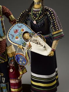 Grand Procession: Dolls from the Charles and Valerie Diker Collection by SmithsonianNMAI, via Flickr