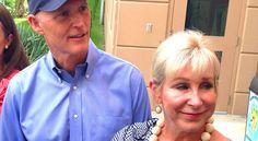 Florida Governor's Wife Has Zika Mosquito Spray Business