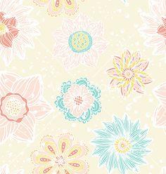 Flower doodle vector by Favete on VectorStock®