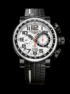 Graham - Silverstone Stowe GMT Tracklighted