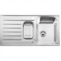 Blanco Lantos 6 S-IF Inset Stainless Steel Kitchen Sink