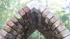 Top of the gothic arch