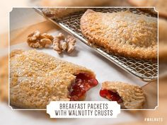 Flaky crust envelops your favorite jam in this highly gratifying, surprisingly easy take on homemade breakfast toaster tarts.