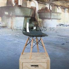 DSW style stoel smoked