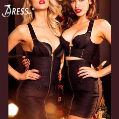 Price $33.87 Like and Share if you want this INDRSESME V-Neck Strapless Bandage Dress For Women Metal Spaghetti Strap Zipper In Front Club Dress 2018 Vestidos Fashion     Tag a friend who would love this!       Buy one here---> https://www.fashiondare.com/indrsesme-v-neck-strapless-bandage-dress-for-women-metal-spaghetti-strap-zipper-in-front-club-dress-2018-vestidos-fashion/
