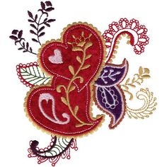 Follow Your Heart - embroidery 20 designs collection   Dimensions: 4.38x4.95 downloaded