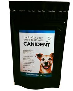 Canident | Clean Dogs Teeth Naturally