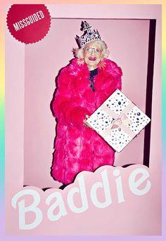 Baddie Winkle x Missguided