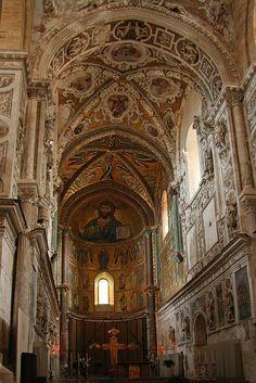 Duomo of Cefalu Cathedral, Sicilia