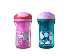 Truly Spill Proof Drink Cup   tommee tippee - I've tried several and this is the only cup I've found to be truly spill proof when it's thrown around by a sweet little one.