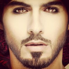 omar borkan al gala-- look at this dude's eyes.  wow.  what a color.  must be photoshop...