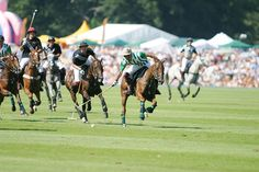 Gold Cup Finale Cowdray Park Polo