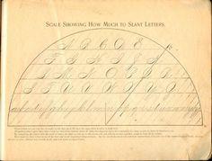 Real Pen Work, Compendium of Penmanship, 1880 Script Alphabet, Typography Letters, Cursive, Lettering Guide, Creative Lettering, Penmanship, Caligraphy, Calligraphy Fonts, Beautiful Handwriting