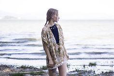 Misew / Letné kimono - indian