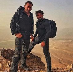Ant & Foxy, former british SBS Sas Special Forces, Military Special Forces, British Army Regiments, Ant Middleton, Special Air Service, Fantastic Mr Fox, Falklands War, We Will Rock You, Tom Hardy