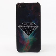 Galaxy Diamond Protective Hard Back Case for iPhone 5/5S – USD $ 2.99